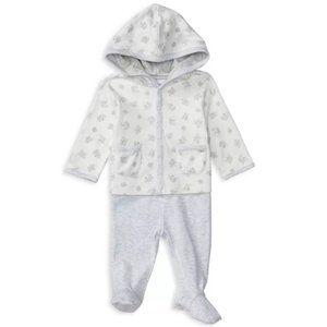 Polo Ralph Lauren Baby Unisex Printed Hoodie Set